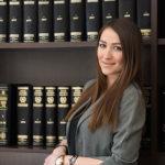 lawyer left